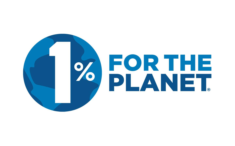 Logo 1% for the planet GreenLog Logistique éco-responsable